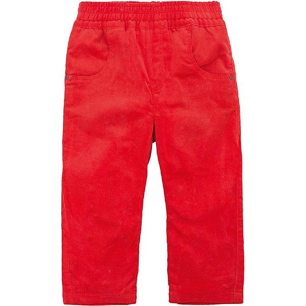 Брюки Catimini для мальчикаДжинсы и брючки<br>Характеристики товара:<br><br>• цвет: красный<br>• состав ткани: 100% хлопок<br>• сезон: демисезон<br>• талия: резинка<br>• страна бренда: Франция<br><br>Красные брюки для детей помогут создать оригинальный и удобный наряд. Однотонные брюки сделаны из эластичной мягкой ткани, которая позволяет коже дышать. Брюки для ребенка от популярного бренда Catimini отличаются высоким качеством и стильным фасоном. <br><br>Брюки Catimini (Катимини) для мальчика можно купить в нашем интернет-магазине.<br>Ширина мм: 215; Глубина мм: 88; Высота мм: 191; Вес г: 336; Цвет: разноцветный; Возраст от месяцев: 6; Возраст до месяцев: 9; Пол: Мужской; Возраст: Детский; Размер: 74,71,68,98,86,80; SKU: 8273909;