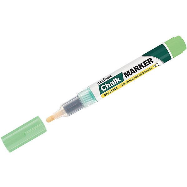 MunHwa Меловой маркер MunHwa «Chalk Marker», зеленый black as chalk köln