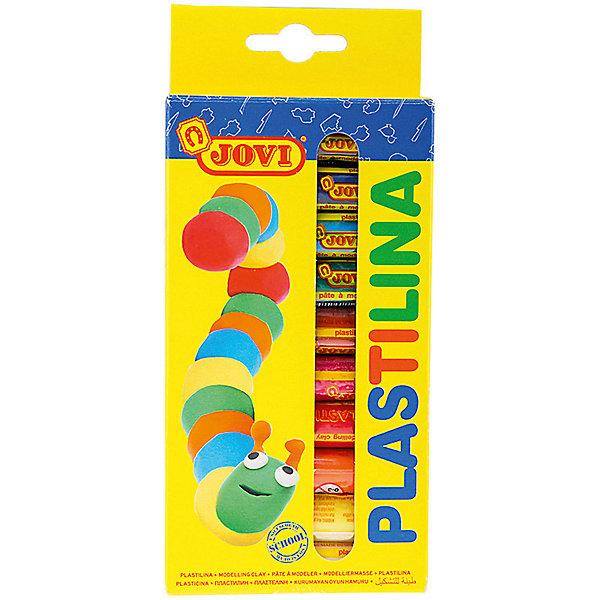 Купить Пластилин JOVI, 10 цветов, Испания, Унисекс