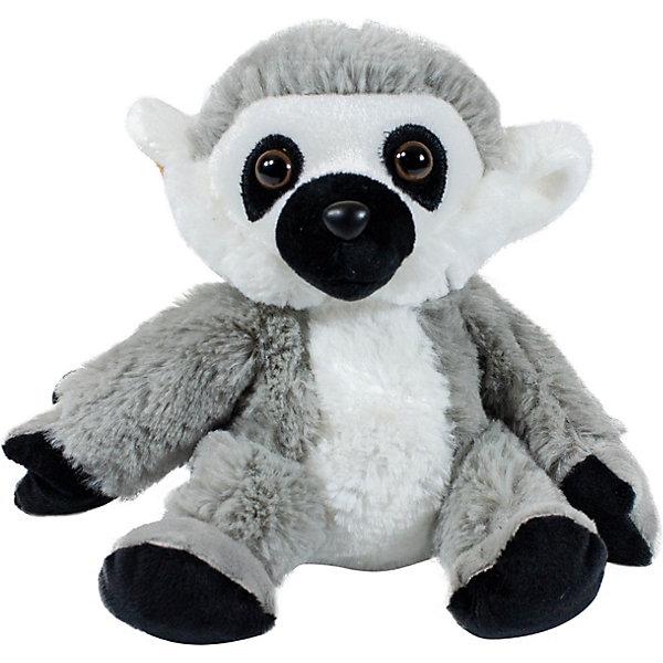 Wild Republic Мягкая игрушка republic Hugems Кошачий лемур, 24 см