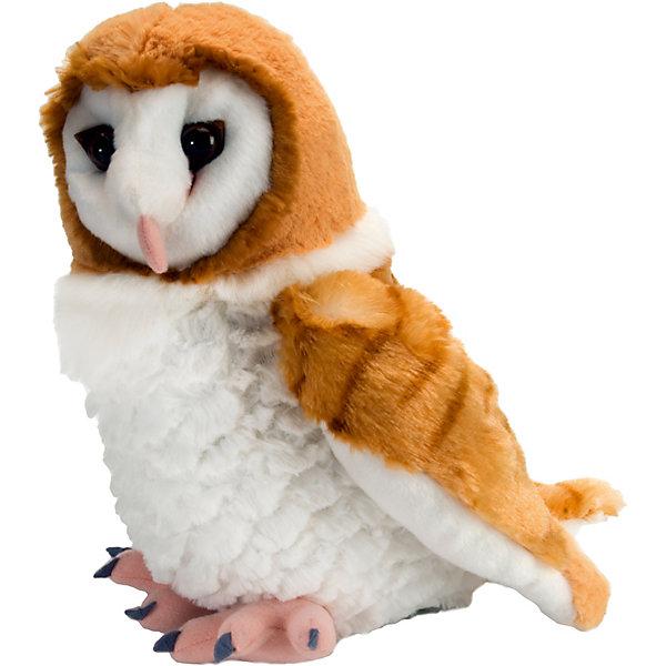 Wild Republic Мягкая игрушка Wild Republic Амбарная сова, сипуха, 39 см