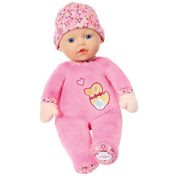 Zapf Creation Кукла Baby born Мягкая с твёрдой головой, 30 см