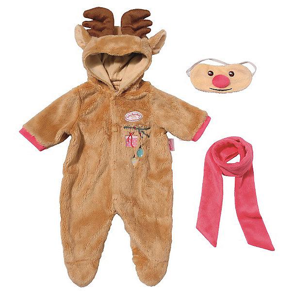 Zapf Creation Одежда для куклы Baby Annabell Северный олень