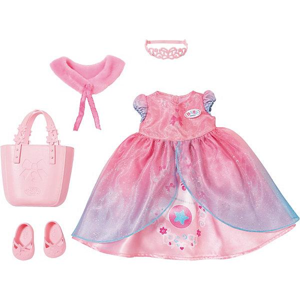 Фото - Zapf Creation Одежда для куклы Zapf Creation Baby born Для принцессы zapf creation baby born ванна