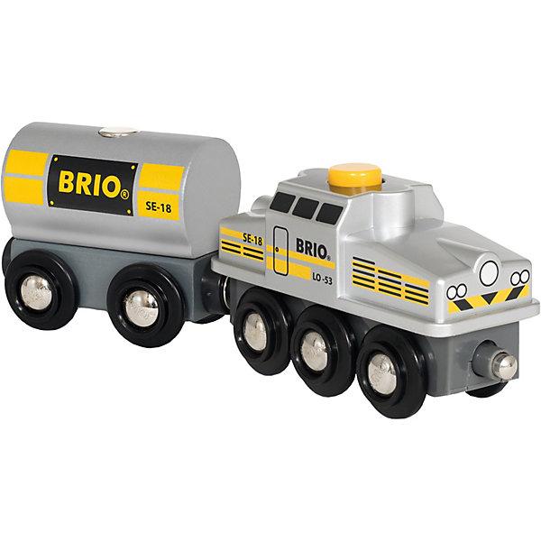 BRIO Поезд с вагоном