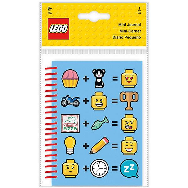 LEGO Блокнот LEGO iconic (смайлик)