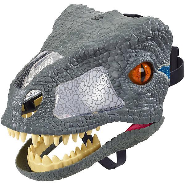 Купить Jurassic World® Рычащая супер маска, Mattel, Китай, Мужской