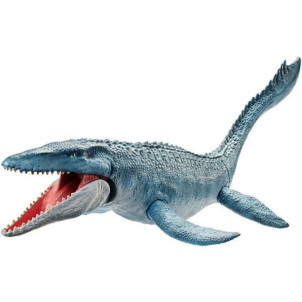 Mattel Фигурка динозавра Jurassic World Мозазавр