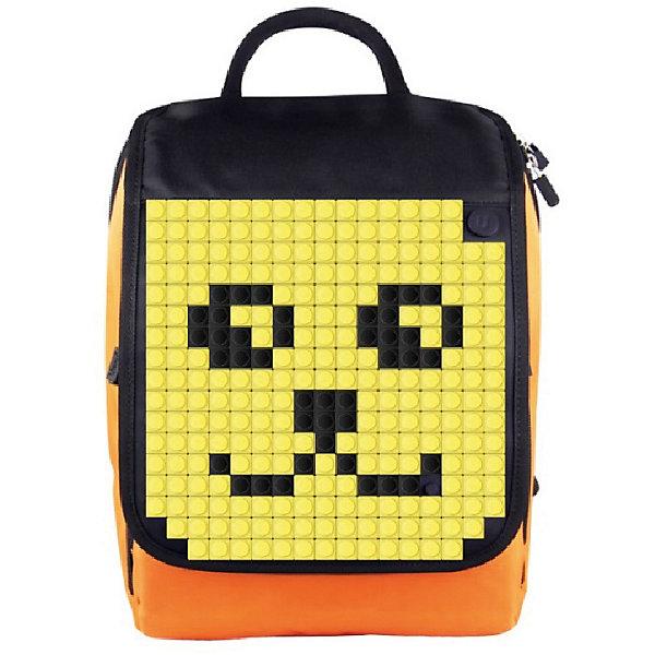 Купить Рюкзак школьный Upixel «Young style backpack», оранжевый, Китай, Унисекс