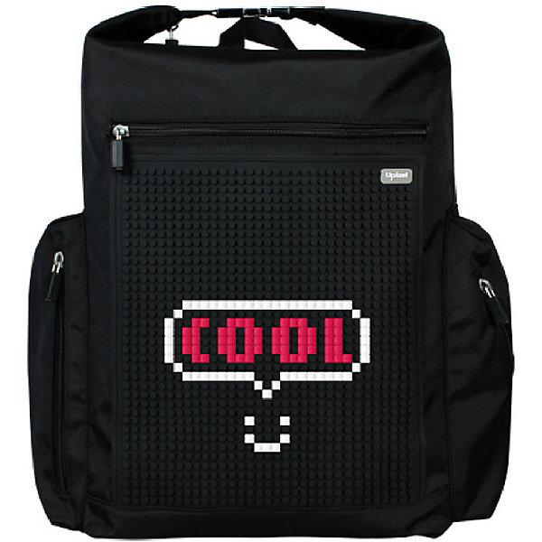 Upixel Пиксельный рюкзак большой «Summoner backpack», черный