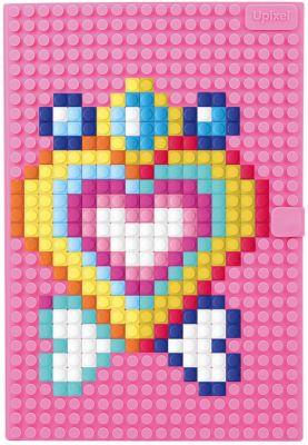 Пиксельный блокнот Upixel «notebook», розовый, артикул:8291110 - Бумажная продукция