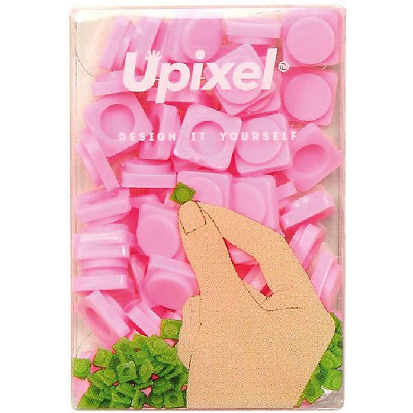 Пиксели маленькие Upixel, розовыйАксессуары для ранцев и рюкзаков<br>Характеристики:<br><br>• возраст: от 3 лет;<br>• цвет: розовый;<br>• материал: силикон;<br>• комплект: 80 пикселей 7х7 мм;<br>• размер изделия: 10х3,5х5 см;<br>• упаковка: прозрачная пластиковая коробка;<br>• вес набора: 8 гр.;<br>• страна бренда: Китай.<br><br>Пиксели маленькие Upixel - это часть безграничного пиксельного мира, так как ограничением может стать лишь ваша фантазия, которая сопоставима только с размерами вселенной. Воплощайте свои творческие идеи пиксель за пикселем на силиконовых полотнах.<br><br>Пиксели маленькие Upixel, розовый можно приобрести в нашем интернет-магазине.<br>Ширина мм: 10; Глубина мм: 35; Высота мм: 50; Вес г: 8; Цвет: розовый; Возраст от месяцев: 60; Возраст до месяцев: 2147483647; Пол: Унисекс; Возраст: Детский; SKU: 8291138;
