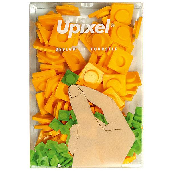 Пиксели большие Upixel, желтыйАксессуары для ранцев и рюкзаков<br>Характеристики:<br><br>• возраст: от 3 лет;<br>• цвет: желтый;<br>• материал: силикон;<br>• комплект: 60 пикселей 13х13 мм, <br>• размер изделия: 10х7х2 см;<br>• упаковка: пакет;<br>• вес набора: 20 гр;<br>• страна бренда: Китай.<br><br>Пиксели большие Upixel - главная составляющая в пиксельном творчестве, это специальные фишки, с помощью которых создаются целые полотна из ваших креативных идей. Каждый квадратик это важный элемент вашего силиконового холста на рюкзаке, сумке, чехле, кошельке или Пенале.<br><br>Пиксели большие Upixel, желтый можно приобрести в нашем интернет-магазине.<br>Ширина мм: 100; Глубина мм: 70; Высота мм: 20; Вес г: 20; Цвет: желтый; Возраст от месяцев: 60; Возраст до месяцев: 2147483647; Пол: Унисекс; Возраст: Детский; SKU: 8291140;