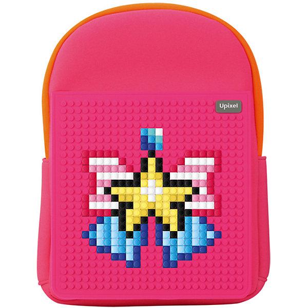 Upixel Детский рюкзак Upixel «Rainbow Island», фуксия недорого