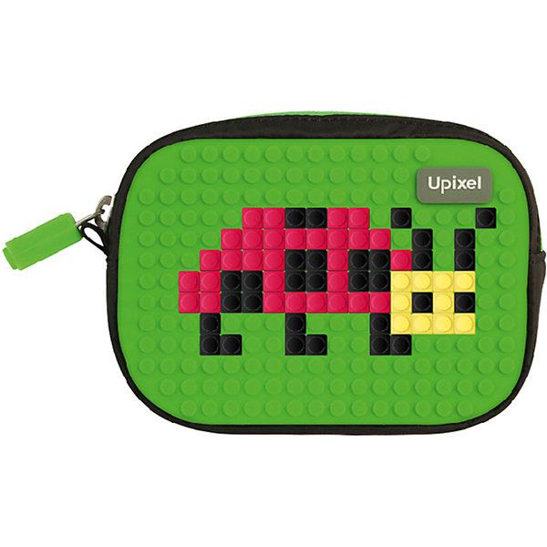 Upixel Маленькая пиксельная сумочка Upixel «Lucky Star», черный-зеленый маленькая сумочка b5049