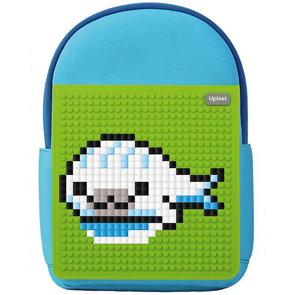 Upixel Детский рюкзак Upixel «Rainbow Island», голубой недорого