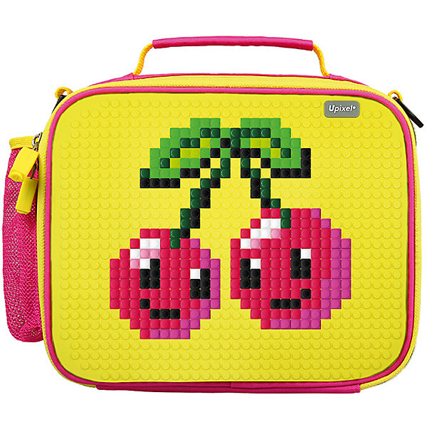 Upixel Ланчбокс Upixel «Bright Colors Lunch Box», -розовый