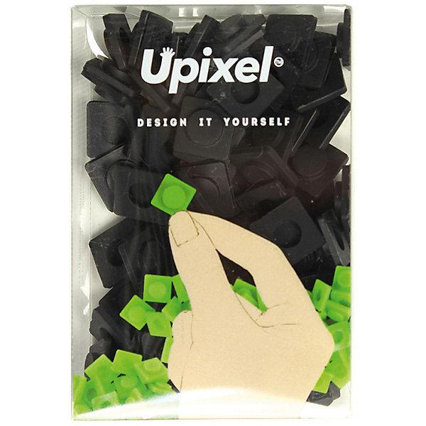 Пиксели большие Upixel, черныйАксессуары для ранцев и рюкзаков<br>Характеристики:<br><br>• возраст: от 3 лет;<br>• цвет: черный;<br>• материал: силикон;<br>• комплект: 60 пикселей 13х13 мм, <br>• размер изделия: 10х7х2 см;<br>• упаковка: пакет;<br>• вес набора: 20 гр;<br>• страна бренда: Китай.<br><br>Пиксели большие Upixel - главная составляющая в пиксельном творчестве, это специальные фишки, с помощью которых создаются целые полотна из ваших креативных идей. Каждый квадратик это важный элемент вашего силиконового холста на рюкзаке, сумке, чехле, кошельке или Пенале.<br><br>Пиксели большие Upixel, черный можно приобрести в нашем интернет-магазине.<br>Ширина мм: 100; Глубина мм: 70; Высота мм: 20; Вес г: 20; Цвет: черный; Возраст от месяцев: 60; Возраст до месяцев: 2147483647; Пол: Унисекс; Возраст: Детский; SKU: 8291206;