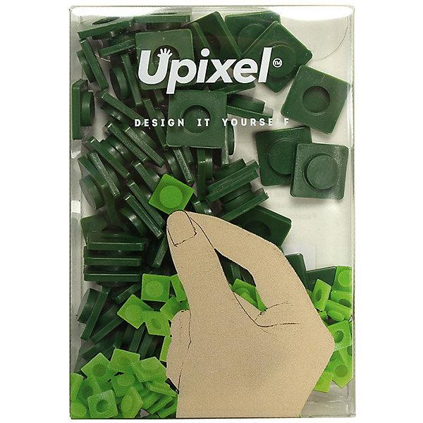 Upixel Пиксели большие Upixel, темно зеленый