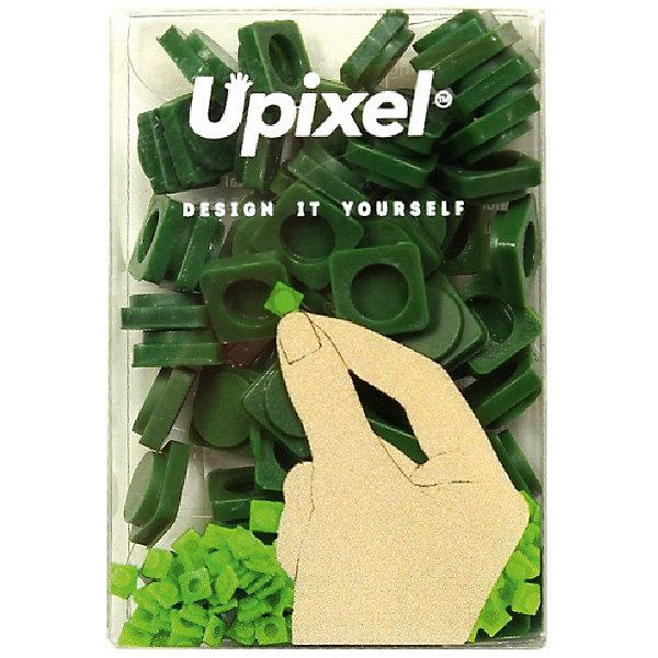 Пиксели маленькие Upixel, темно зеленыйАксессуары для ранцев и рюкзаков<br>Характеристики:<br><br>• возраст: от 3 лет;<br>• цвет: темно зеленый;<br>• материал: силикон;<br>• комплект: 80 пикселей 7х7 мм;<br>• размер изделия: 10х3,5х5 см;<br>• упаковка: прозрачная пластиковая коробка;<br>• вес набора: 8 гр.;<br>• страна бренда: Китай.<br><br>Пиксели маленькие Upixel - это часть безграничного пиксельного мира, так как ограничением может стать лишь ваша фантазия, которая сопоставима только с размерами вселенной. Воплощайте свои творческие идеи пиксель за пикселем на силиконовых полотнах.<br><br>Пиксели маленькие Upixel, темно зеленый можно приобрести в нашем интернет-магазине.<br>Ширина мм: 10; Глубина мм: 35; Высота мм: 50; Вес г: 8; Цвет: темно-зеленый; Возраст от месяцев: 60; Возраст до месяцев: 2147483647; Пол: Унисекс; Возраст: Детский; SKU: 8291224;