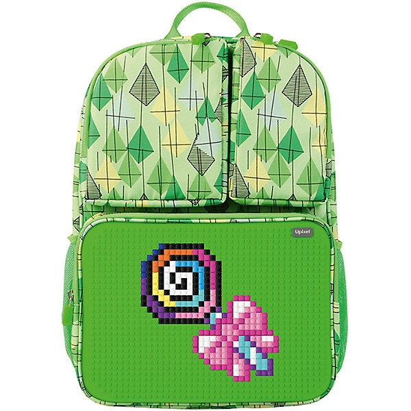 Купить Школьный рюкзак Upixel «Joyful Kiddo», зеленый, Китай, Унисекс