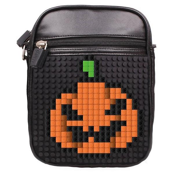 Пиксельная сумка Upixel «Ambler shoulder bag», черныйШкольные сумки<br>Характеристики:<br><br>• возраст: от 5 лет;<br>• цвет: черный;<br>• материал: ЭКО кожа, силикон;<br>• комплект: 240 пикселей 7х7 мм, сумка,буклет с возможными вариантами изображений;<br>• размер изделия: 6,2х17х21,5 см;<br>• вес: 360 гр.;<br>• страна бренда: Китай.<br><br>Пиксельная сумка Upixel «Ambler shoulder bag» (Юпиксел Амблер Челдер Баг) оснащена крепким регулируемым по длине ремешком с металлической фурнитурой. Снаружи имеется карман на брендированной застёжке, скрытый под силиконовой панелью. Обладает просторным отделением, с открытым кармашком, расположенным изнутри по спинке. Поле для крепления пикселей состоит из 412 точек крепления: ряд из 21, линия из 20.<br><br>Для  воплощения  своих  фантазий  можно  докупать  пиксельные  фишки  размера  7х7 мм  или  готовые  наборы  картинок  с  фишками аналогичного  размера.<br><br>Пиксельная сумка Upixel «Ambler shoulder bag» (Юпиксел Амблер Челдер Баг), черный можно приобрести в нашем интернет-магазине.<br>Ширина мм: 62; Глубина мм: 170; Высота мм: 215; Вес г: 360; Цвет: черный; Возраст от месяцев: 60; Возраст до месяцев: 2147483647; Пол: Унисекс; Возраст: Детский; SKU: 8291248;