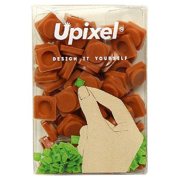 Upixel Пиксели маленькие Upixel, кофейный