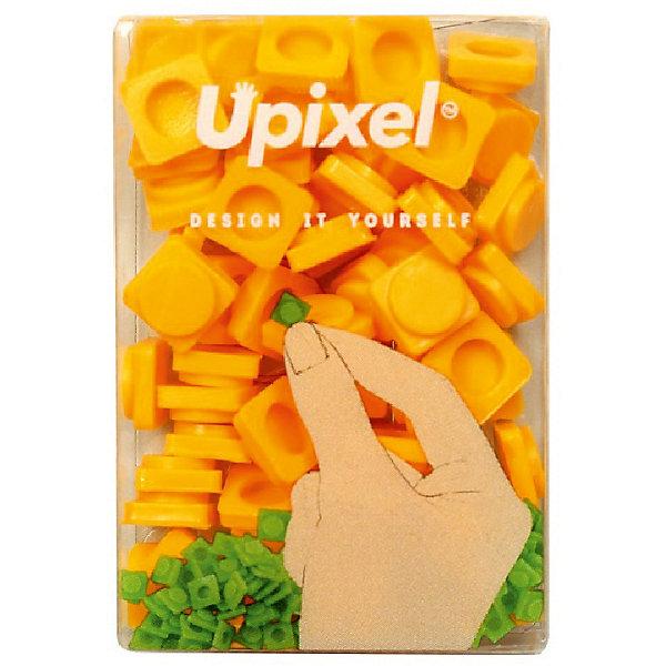 Пиксели маленькие Upixel, желтыйАксессуары для ранцев и рюкзаков<br>Характеристики:<br><br>• возраст: от 3 лет;<br>• цвет: желтый;<br>• материал: силикон;<br>• комплект: 80 пикселей 7х7 мм;<br>• размер изделия: 10х3,5х5 см;<br>• упаковка: прозрачная пластиковая коробка;<br>• вес набора: 8 гр.;<br>• страна бренда: Китай.<br><br>Пиксели маленькие Upixel - это часть безграничного пиксельного мира, так как ограничением может стать лишь ваша фантазия, которая сопоставима только с размерами вселенной. Воплощайте свои творческие идеи пиксель за пикселем на силиконовых полотнах.<br><br>Пиксели маленькие Upixel, желтый можно приобрести в нашем интернет-магазине.<br>Ширина мм: 10; Глубина мм: 35; Высота мм: 50; Вес г: 8; Цвет: желтый; Возраст от месяцев: 60; Возраст до месяцев: 2147483647; Пол: Унисекс; Возраст: Детский; SKU: 8291314;