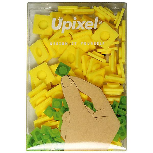 Пиксели большие Upixel, банановый желтыйАксессуары для ранцев и рюкзаков<br>Характеристики:<br><br>• возраст: от 3 лет;<br>• цвет: банановый желтый;<br>• материал: силикон;<br>• комплект: 80 пикселей 13х13 мм, <br>• размер изделия: 10х7х2 см;<br>• упаковка: пакет;<br>• вес набора: 20 гр;<br>• страна бренда: Китай.<br><br>Пиксели большие Upixel - главная составляющая в пиксельном творчестве, это специальные фишки, с помощью которых создаются целые полотна из ваших креативных идей. Каждый квадратик это важный элемент вашего силиконового холста на рюкзаке, сумке, чехле, кошельке или Пенале.<br><br>Пиксели большие Upixel, банановый желтый можно приобрести в нашем интернет-магазине.<br>Ширина мм: 100; Глубина мм: 70; Высота мм: 20; Вес г: 20; Цвет: желтый; Возраст от месяцев: 60; Возраст до месяцев: 2147483647; Пол: Унисекс; Возраст: Детский; SKU: 8291316;