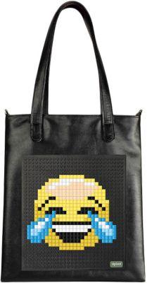 Прогулочная сумка на плечо Upixel, черный, артикул:8291360 - Сумки