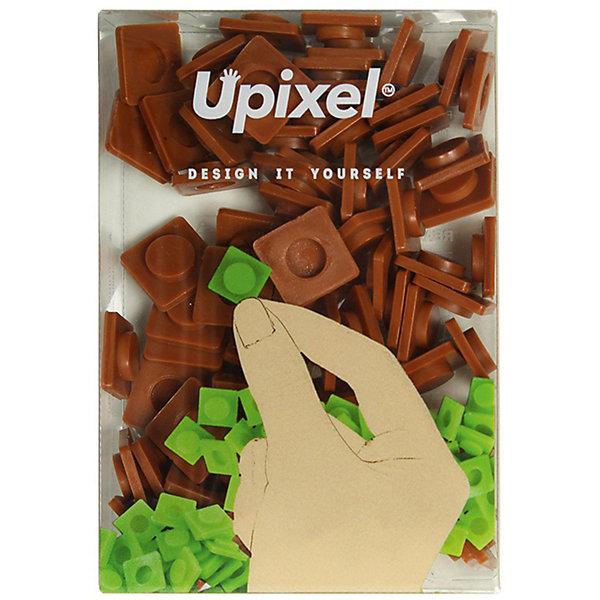 Upixel Пиксели большие Upixel, кофейный
