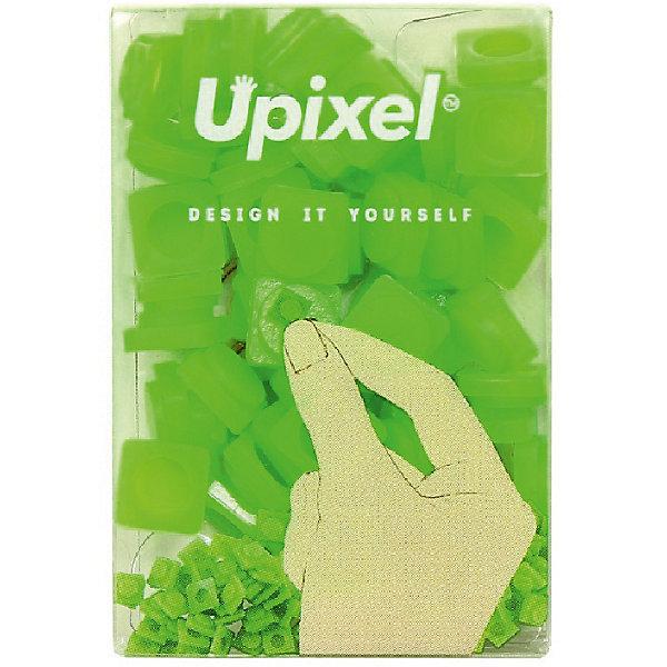 Пиксели маленькие Upixel, травяной зеленыйАксессуары для ранцев и рюкзаков<br>Характеристики:<br><br>• возраст: от 3 лет;<br>• цвет: травяной зеленый;<br>• материал: силикон;<br>• комплект: 80 пикселей 7х7 мм;<br>• размер изделия: 10х3,5х5 см;<br>• упаковка: прозрачная пластиковая коробка;<br>• вес набора: 8 гр.;<br>• страна бренда: Китай.<br><br>Пиксели маленькие Upixel - это часть безграничного пиксельного мира, так как ограничением может стать лишь ваша фантазия, которая сопоставима только с размерами вселенной. Воплощайте свои творческие идеи пиксель за пикселем на силиконовых полотнах.<br><br>Пиксели маленькие Upixel, травяной зеленый можно приобрести в нашем интернет-магазине..<br>Ширина мм: 10; Глубина мм: 35; Высота мм: 50; Вес г: 8; Цвет: зеленый; Возраст от месяцев: 60; Возраст до месяцев: 2147483647; Пол: Унисекс; Возраст: Детский; SKU: 8291386;