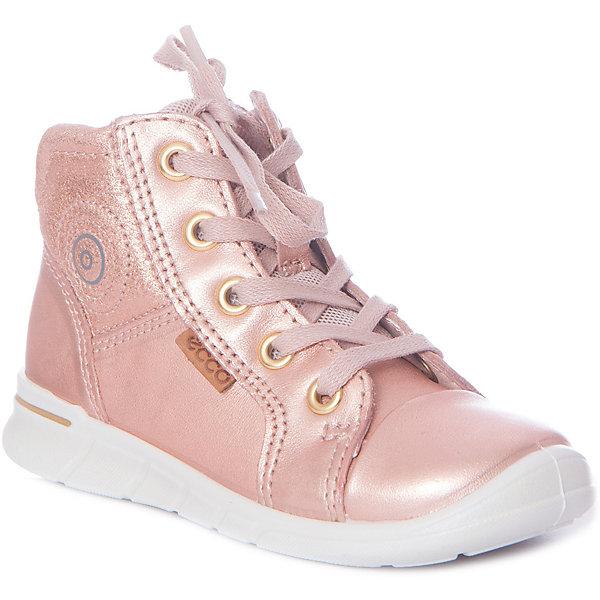 ecco Ботинки ECCO для девочки ecco ботинки ecco для мальчика