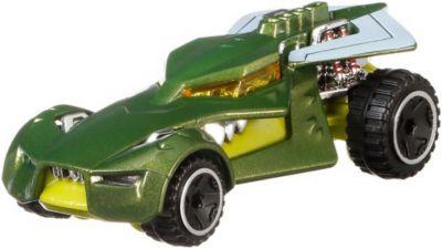 Машинка персонажа DC Hot Wheels  Charaster Cars , Убийца Крок, артикул:8300805 - Игрушки для мальчиков