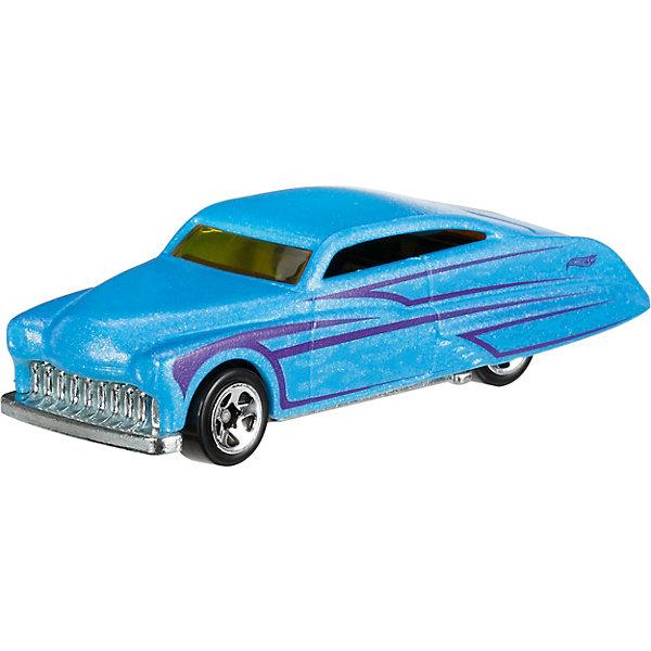 Mattel Машинка Hot Wheels Color Shifters меняющая цвет, HW City