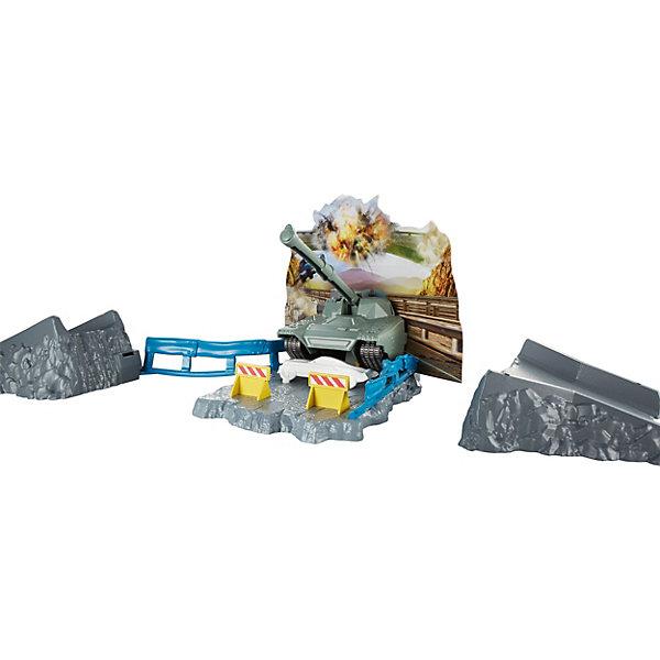 Автотрек Hot Wheels Форсаж Fast &amp; Furious Highway HavocАвтотреки<br>Характеристики:<br><br>• возраст: от 5 лет;<br>• материал: пластик;<br>• в наборе: пусковая установка, фон, части трека, 1 машинка;<br>• вес упаковки: 674 гр.;<br>• размер упаковки: 25,5х25,5х7 см;<br>• страна бренда: США.<br><br>Игровой набор Mattel «Форсаж» создан по мотивам одноименного фильма о гонках. С помощью собранной трассы ребенок сможет воссоздать любимые сцены из кино. Пусковая установка запускает машинку на высокой скорости, чтобы та преодолела непростое препятствие и красиво вырвалась вперед.<br><br>Трасса оснащена соответствующими декорациями. В наборе есть оригинальная машинка. Кроме того, игра взаимодействует с мобильным приложением Mattel Fast &amp; Furious, что делает ее еще интересней.<br><br>Игровой набор «Форсаж» можно купить в нашем интернет-магазине.<br>Ширина мм: 70; Глубина мм: 255; Высота мм: 255; Вес г: 674; Возраст от месяцев: 60; Возраст до месяцев: 2147483647; Пол: Мужской; Возраст: Детский; SKU: 8300821;