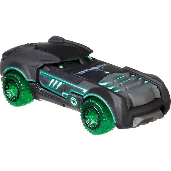 Машинка персонажа DC Hot Wheels Charaster Cars, Бэтмен 2Машинки<br>Характеристики:<br><br>• возраст: от 3 лет;<br>• материал: пластик;<br>• масштаб: 1:64;<br>• вес упаковки: 61 гр.;<br>• размер упаковки: 16,7х13,9х4,5 см;<br>• страна бренда: США.<br><br>Машинка Hot Wheels выполнена в виде транспорта персонажа вселенной супергероев DC. Игрушка имеет оригинальный дизайн, отражающий образ героя. Кузов тщательно прорисован, окрашен в яркие насыщенные цвета.<br><br>Колеса машинки крутятся, она может быстро ехать по ровной поверхности. Подойдет для сюжетных игр с другими машинками серии и для коллекционирования. Сделано из качественных безопасных материалов.<br><br>Машинку персонажей DC, Hot Wheels можно купить в нашем интернет-магазине.<br>Ширина мм: 167; Глубина мм: 139; Высота мм: 45; Вес г: 61; Возраст от месяцев: 36; Возраст до месяцев: 6; Пол: Мужской; Возраст: Детский; SKU: 8300843;