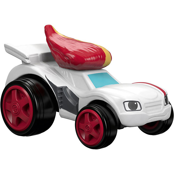 Mattel Машинка Fisher Price Вспыш и чудо-машинки Race Car Speedrick