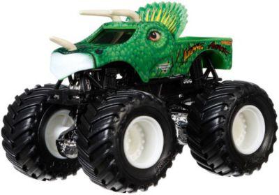 Машинка Hot Wheels  Monster Jam , Jurassic Attakc, артикул:8300897 - Игрушки для мальчиков