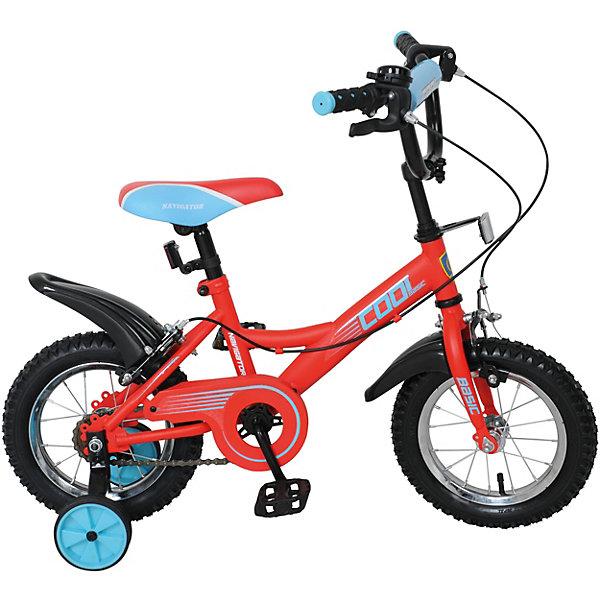 Navigator Двухколёсный велосипед Navigator KITE Basic Cool 12, велосипед детский navigator basic kite 18