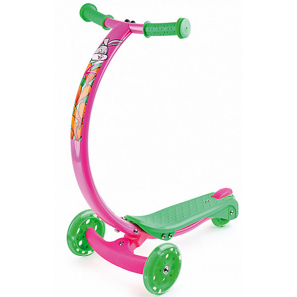 Zycom Самокат Zycom «Zipster», зайчики zycom zycom самокат детский трехколесный zing mini зелено розовый
