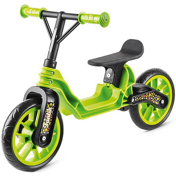 Купить Беговел Small Rider «Fantik», зеленый, Китай, Унисекс