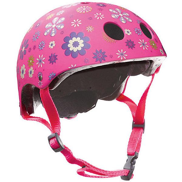 Шлем Globber «Printed Junior», розовый