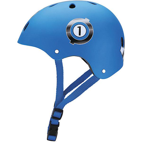 Шлем Globber «Printed Junior», синий