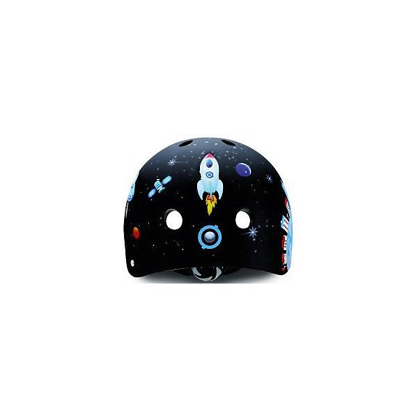 Шлем Globber «Printed Junior», черный