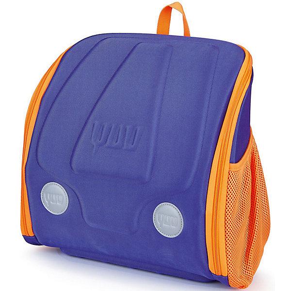 Ранец YUU Max LuunaРанцы<br>Характеристики:<br><br>• ранец-органайзер для детей от 7 до 12 лет;<br>• более 10 карманов;<br>• отделение для телефона с защитой от удара;<br>• прозрачные карманы для фото и рисунков, формат А4;<br>• секретное отделение;<br>• верхняя панель-столик;<br>• отделение для планшета или ноутбука (около 33 см);<br>• ранец с наполнением: цветные карандаши, блокнот А4, двусторонняя доска для рисования с ручкой, прозрачная папка на молнии, формат А4, свисток, сумка для обуви, карта члена YUU сообщества;<br>• ортопедическая спинка;<br>• материал: корпус из формованной EVA пены, грязе- и водоотталкивающая ткань 600 D Гуччи нейлон;<br>• размер ранца: 35,5х34х22 см;<br>• вес: 900 г.<br><br>Функциональный ранец для учеников начальной школы продуман до мелочей. Теперь ничего не затеряется на дне ранца: огромное количество карманов в ранце-органайзере позволяет распределить школьные принадлежности таким образом, чтобы все было на виду. Ортопедическая спинка ранца и эргономичный корпус с EVA оболочкой и поддержкой позвоночника распределяют вес равномерно вдоль спины. Набор для развлечений пригодится во время поездок на дальние расстояния. Предусмотрено также крепление для ключей, свисток и визитка. <br><br>Ранец YUU «Max Luuna» можно купить в нашем интернет-магазине.<br>Ширина мм: 36; Глубина мм: 22; Высота мм: 35; Вес г: 1100; Цвет: синий/оранжевый; Возраст от месяцев: 84; Возраст до месяцев: 144; Пол: Унисекс; Возраст: Детский; SKU: 8304936;