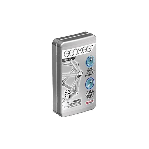 Geomag Конструктор магнитный Pro-L, 53 детали