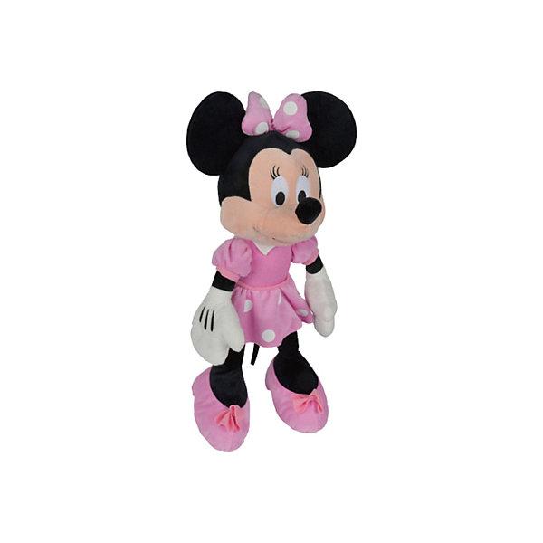 Simba Мягкая игрушка Nicotoy Минни Маус, 80 см