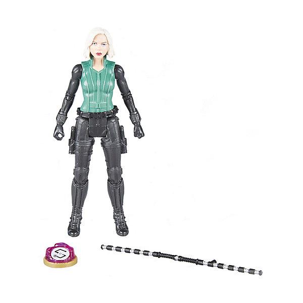 Hasbro Фигурка Avengers Мстители и камни бесконечности Чёрная вдова, 15 см