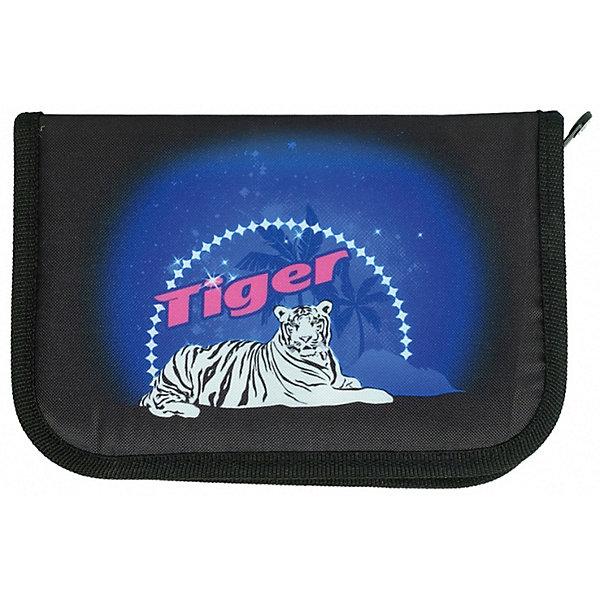 MagTaller Пенал MagTaller, Tiger пенал односекционный tiger family joyful birdie цвет бирюзовый 2920 tg